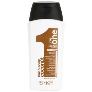 Revlon Professional Uniq One All In One Coconut posilující šampon pro všechny typy vlasů 300 ml dámské 300 ml