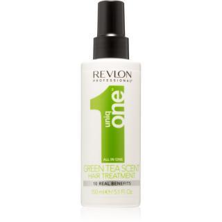 Revlon Professional Uniq One All In One Green Tea bezoplachová péče ve spreji 150 ml dámské 150 ml