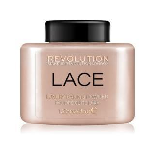 Revolution Minerální pudr Lace  32 g Lace dámské