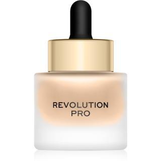 Revolution PRO Highlighting Potion tekutý rozjasňovač s kapátkem odstín Gold Elixir 17 ml dámské 17 ml