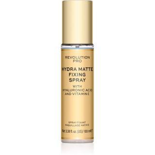 Revolution PRO Hydra Matte matující fixační sprej na make-up 100 ml dámské 100 ml