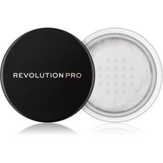 Revolution PRO Loose Finishing Powder transparentní sypký pudr 8 g dámské 8 g