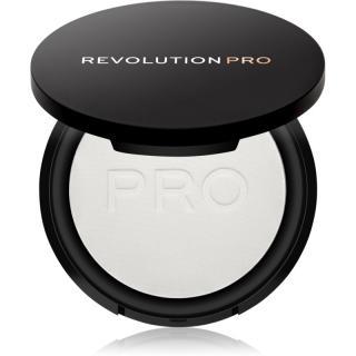 Revolution PRO Pressed Finishing Powder transparentní kompaktní pudr 6,5 g dámské 6,5 g