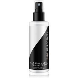 Revolution PRO Supreme matující fixační sprej na make-up 100 ml dámské 100 ml