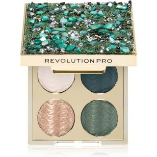 Revolution PRO Ultimate Eye Look paletka očních stínů odstín So Jaded 3,2 g dámské 3,2 g