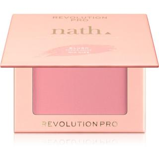 Revolution PRO X Nath pudrová tvářenka Mia Kiss 3,6 ml dámské 3,6 ml
