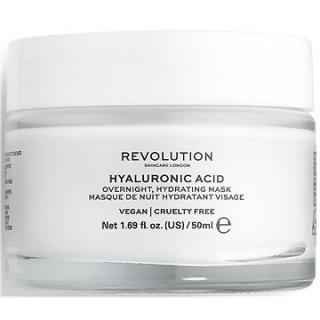 REVOLUTION SKINCARE Hyaluronic Acid Overnight Hydrating 50 ml