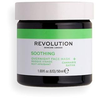 REVOLUTION SKINCARE Mood Soothing Overnight Face Mask 50 ml