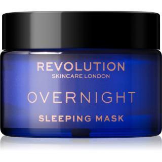 Revolution Skincare Overnight noční revitalizační maska pro obnovu pleti 50 ml dámské 50 ml