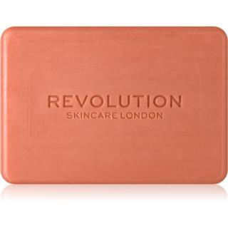 Revolution Skincare Pink Clay čisticí mýdlo na obličej s jílem 100 g dámské 100 g