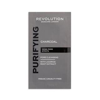 REVOLUTION SKINCARE Pore Cleansing Charcoal Nose Strips 6 ks