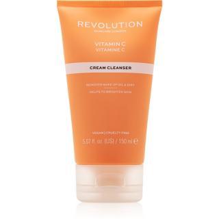 Revolution Skincare Vitamin C čisticí krém s vitaminem C 150 ml dámské 150 ml