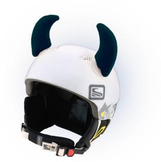 Revos Crazy Uši - Rohy černé velké černá