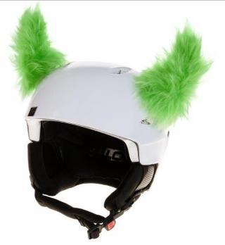 Revos Crazy Uši - Rohy zelené zelená