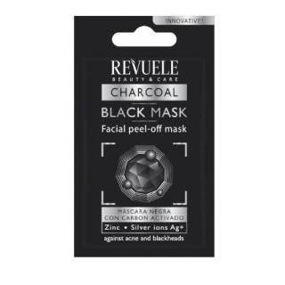 Revuele Slupovací maska s aktivním uhlím Beauty & Care  7 ml