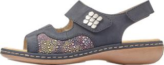 Rieker Dámské sandály 65989-14 38 dámské