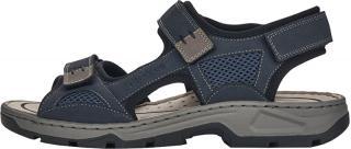 Rieker Pánské sandály 26164-14 45 pánské