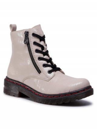 Rieker Turistická obuv 76221-60 Béžová dámské 36