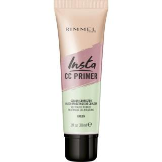 Rimmel Insta CC Primer podkladová báze odstín Green 30 ml dámské 30 ml