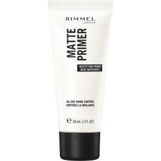Rimmel Matte Primer matující podkladová báze pod make-up 30 ml dámské 30 ml
