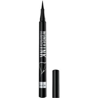 Rimmel Wonder Ink oční linky v peru odstín 001 Black 1,2 ml dámské 1,2 ml