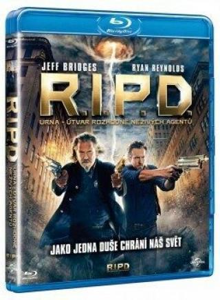 R.I.P.D. - URNA: Útvar Rozhodně Neživých Agentů Blu-ray - BLU-RAY