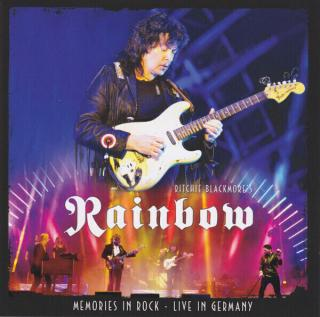 Ritchie Blackmores Rainbow Memories In Rock: Live In Germany  Green