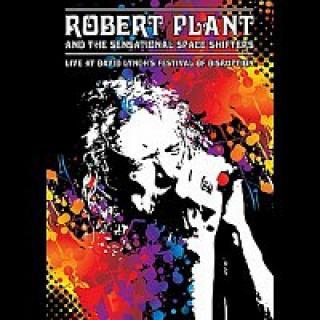 Robert Plant – Live At David Lynchs Festival of Disruption DVD