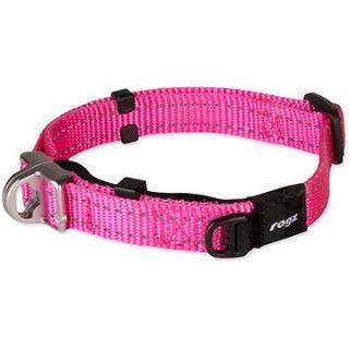 ROGZ obojek safety collar růžový