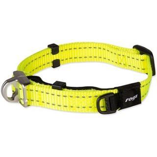 ROGZ obojek safety collar žlutý