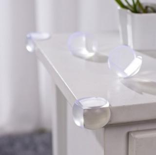 Rohový ochranný kryt na stůl a nábytek - 8 ks