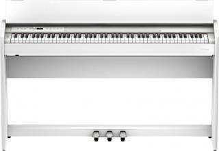 Roland F701 Bílá Digitální piano White