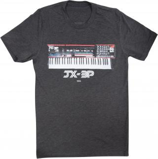 Roland JX-3P Crew T-shirt M Grey M
