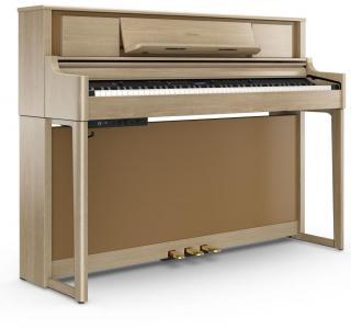 Roland LX705 Light Oak Brown