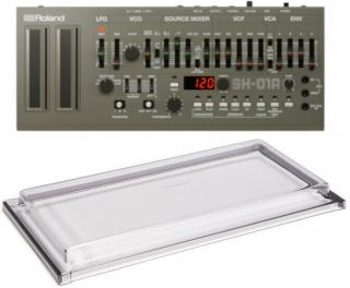 Roland SH-01A Cover SET Anthracit Grey