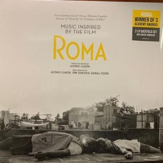 Roma Music Inspired By the Film  Black