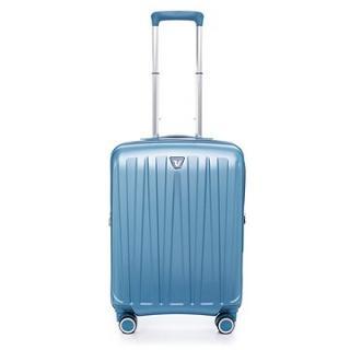 Roncato, ANTARES, 55 cm, 4 kolečka, RYANAIR, EXP,  modrá