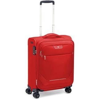 Roncato kufr JOY, 55 cm, 4 kolečka, EXP., červená