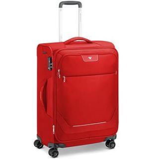Roncato kufr JOY, 63  cm, 4 kolečka, EXP., červená