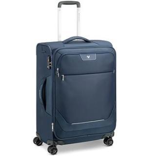 Roncato kufr JOY, 63  cm, 4 kolečka, EXP., modrá