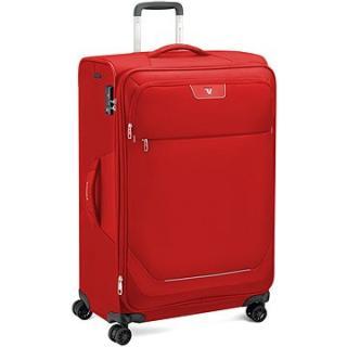 Roncato kufr JOY, 75 cm, 4 kolečka, EXP., červená