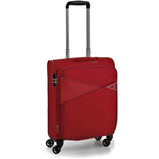 Roncato kufr THUNDER 55 cm, 4 kolečka, EXP., červená