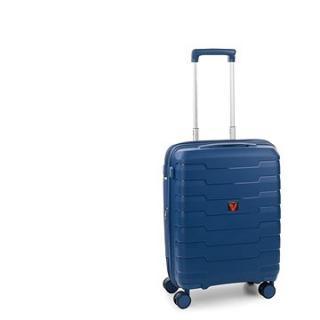 Roncato Skyline, 55 cm, 4 kolečka, EXP tmavě modrá