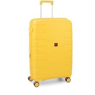 Roncato Skyline, 70 cm, 4 kolečka, EXP žlutá
