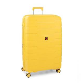Roncato Skyline, 79 cm, 4 kolečka, EXP žlutá