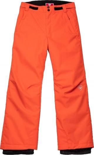Rossignol Boy Ski Pant Lava Orange 12 20/21 pánské 12