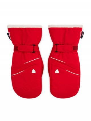 Rossignol Lyžařské rukavice Saphir Impr M RLJWG04 Červená S