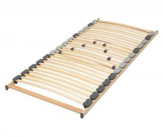 Rošt postele  90x200 cm Krémová 90x200 cm