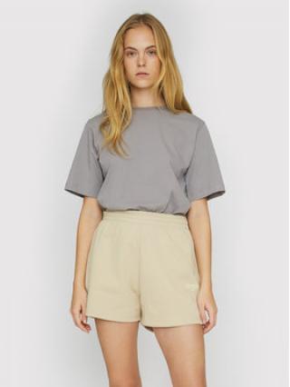 ROTATE T-Shirt Asvera RT461 Šedá Loose Fit dámské XS