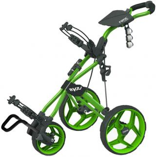 Rovic RV3J All Lime Golf Trolley Green